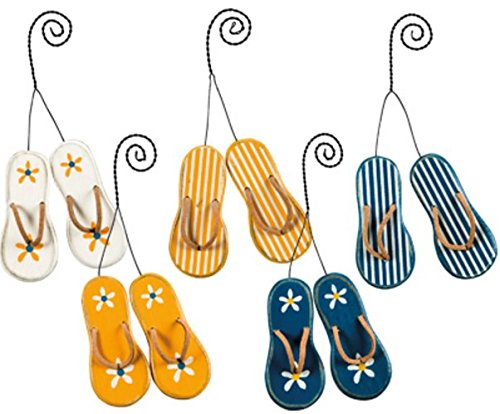 Primitives By Kathy – Ornaments – Flip Flops