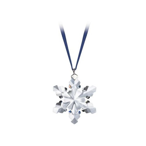 Swarovski 2008 Little Snowflake Christmas Ornament