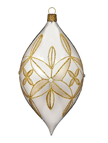 Waterford Holiday Heirlooms Lismore 60th Spire Ornament – Waterford