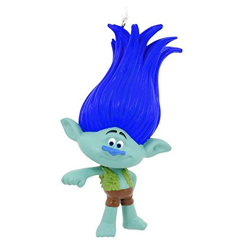Hallmark Dreamworks Trolls Branch Ornament