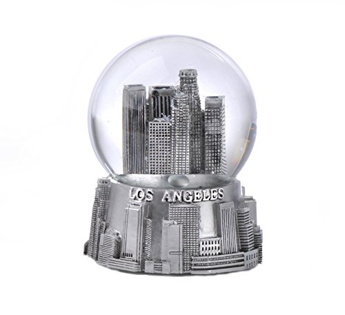 California Los Angeles Snow Globe 65mm