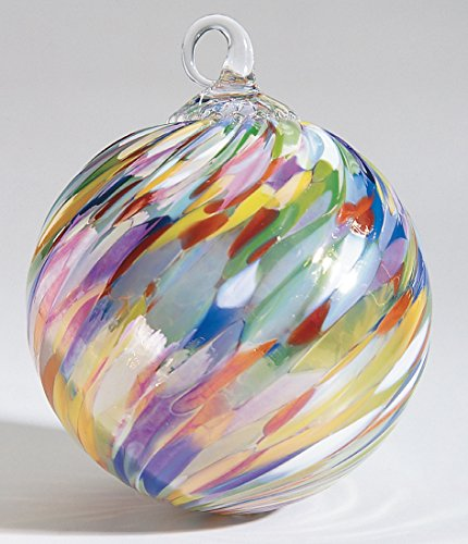 Glass Eye Studio Circus TWIST HANGING Ornament