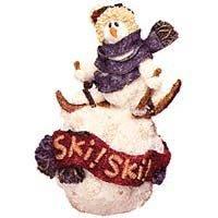 Boyds Bears Lars…Ski,Ski,Ski Retired 25653