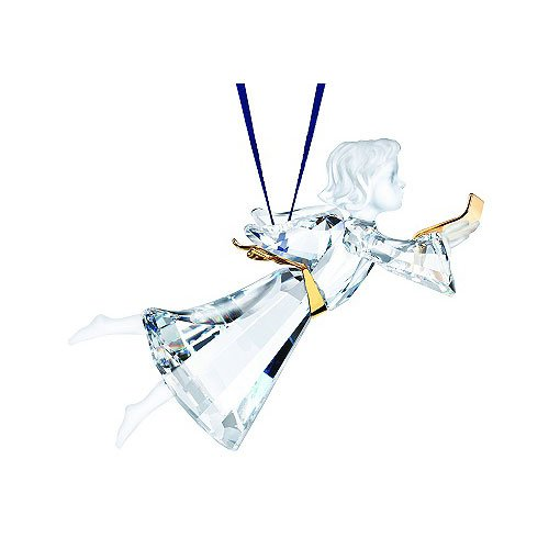 Swarovski Crystal Angel Ornament Annual Edition 2007
