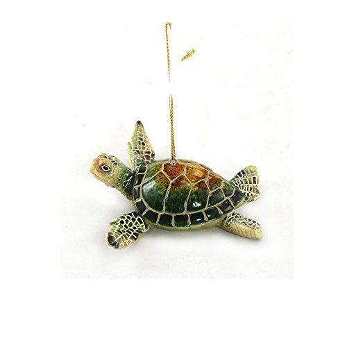 Marine Life Collection Sea Turtle Ornament