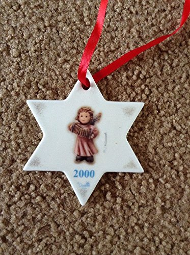 "Goebel 2000 M.i. Hummel Star Ornament ""Millennium Bliss"" #1656"