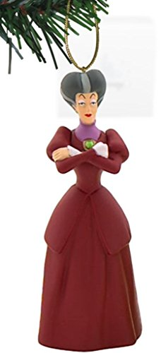 "Disney Cinderella ""Lady Tremaine/Wick Stepmother"" Figure Ornament"