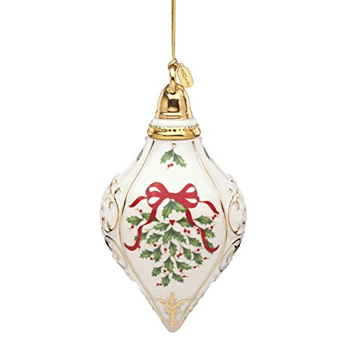 Lenox 869894  Annual China Ornaments 2017 Annual Holiday