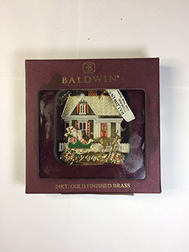 Baldwin 2009 Christmas Carolers  Ornament