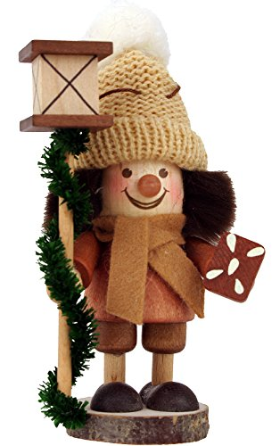 "13-0702 – Christian Ulbricht Ornament – Gingerbread Boy – 5″""H x 2.5″""W x 2.5″""D"