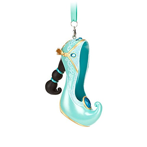 Disney Parks Princess Jasmine from Aladdin Shoe Ornament