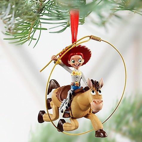 Disney Jessie and Bullseye Toy Story Ornament