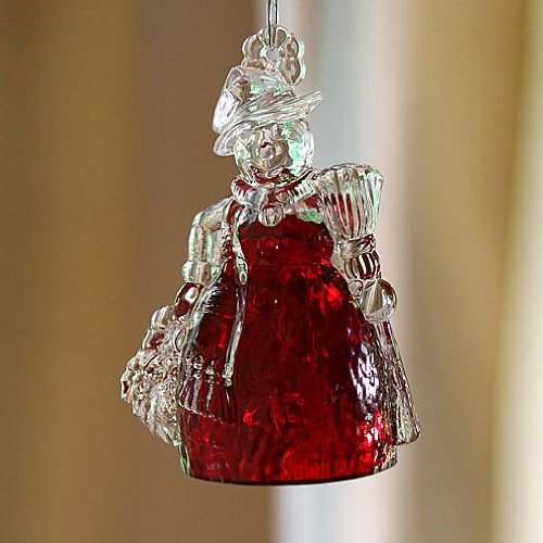 Marquis by Waterford 2008 Annual 4 inch Bell Ornament