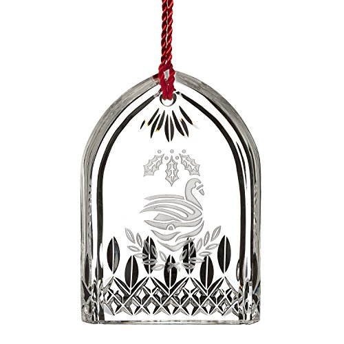 Waterford Lismore Seven Swans Ornament 2017