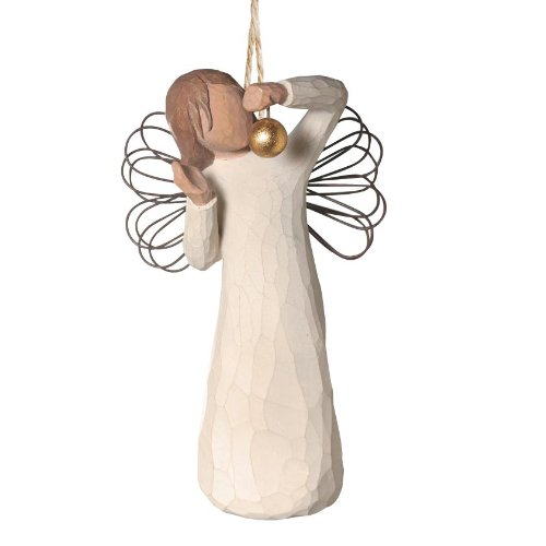 Willow Tree Angel Of Wonder Ornament