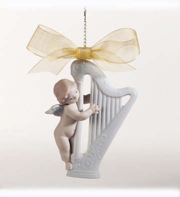 A Wish for Harmony Ornament Lladro