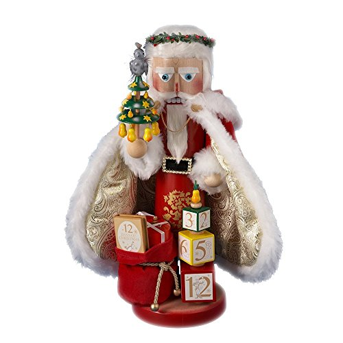 Signed 2013 Limited Edition Steinbach 17″*12 Days of Christmas, Part 10* Nutcracker Special Edition