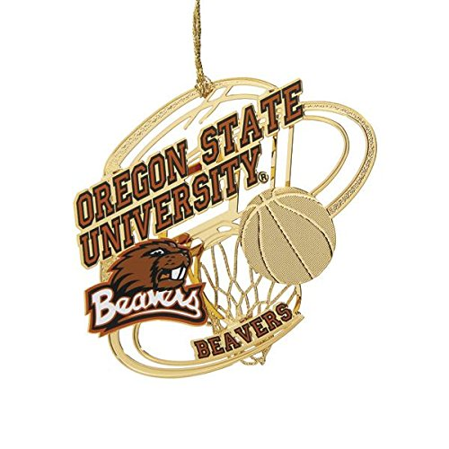 Baldwin Oregon State Basketball Ornament