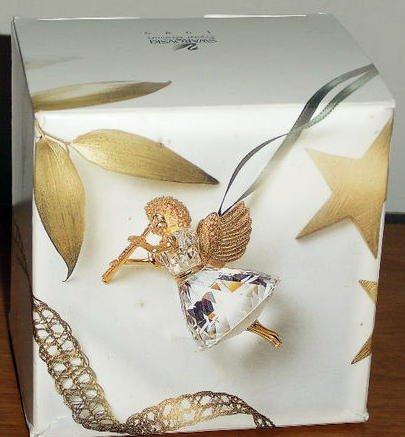 Swarovski Angel Ornament 1999