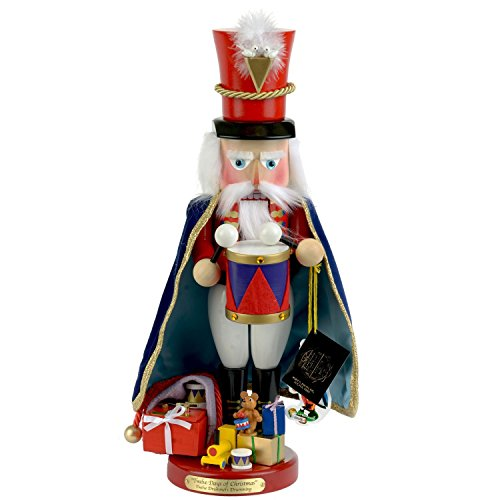 2012 Steinbach Nutcracker *Twelve Drummers Drumming* 12 Days Part 9 Signed