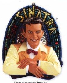 Frank Sinatra – I've Got You Under My Skin 2008 Carlton Cards Musical Christmas Ornament