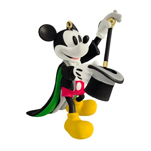 Hallmark Keepsake Hallmark Christmas Keepsake – Mickey Series 1 – Magician Mickey – #41 Tree Ornament