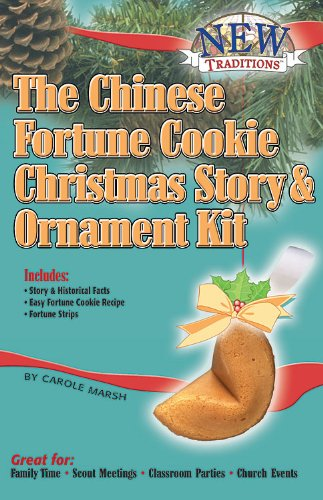 The Chinese Fortune Cookie Christmas Story and Ornament Kit (Holiday)
