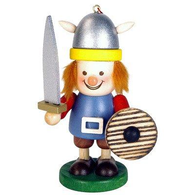 "13-0815 – Christian Ulbricht Ornament – Viking – 4.5″""H x 2.25″""W x 2″""D"