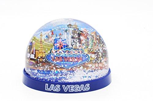 Las Vegas SnowGlobe Approx 4×3 Neon Sign 36549