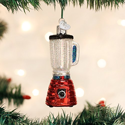 Old World Christmas Blender Glass Blown Ornament