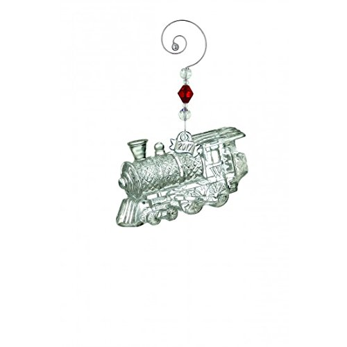 Waterford Train Engine Ornament