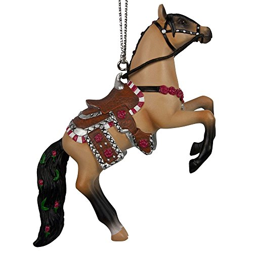 Trail of Painted Ponies by Enesco American Beauty Ornament
