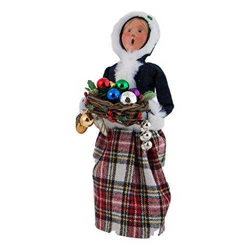 Byers' Choice Ornament Woman #4471B