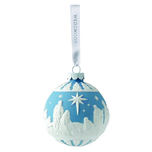 Wedgwood Nativity Christmas collection, Blue