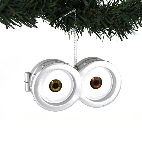 Despicable Me Minions Kurt Adler Ornament Gift Boxed (Minion Goggles)