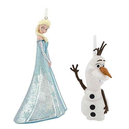 Hallmark Frozen Christmas Ornament