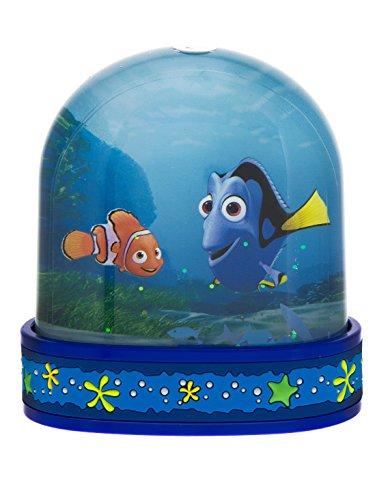 Disney Parks Finding Nemo Dory Plastic Snowglobe Water Dome