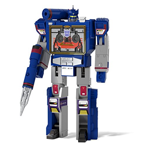 Hallmark Keepsake 2017 Transformers Soundwave Christmas Ornament