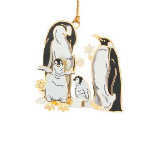 Baldwin Penguins Ornament