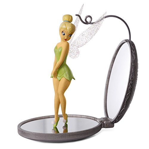 Hallmark Keepsake 2017 Disney Peter Pan Tink Takes a Look Christmas Ornament