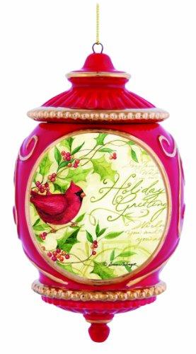 Precious Moments Cardinal Ornament