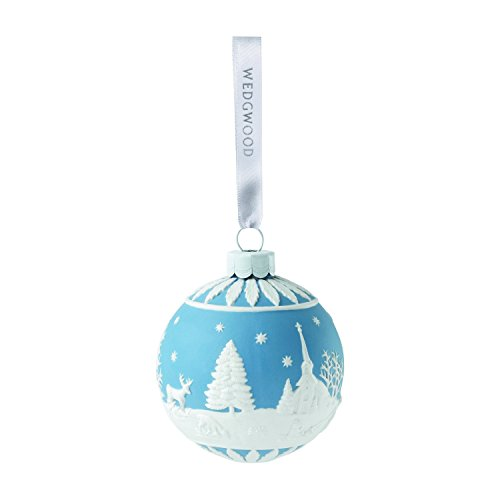 Wedgwood Winter Country Christmas collection, Blue