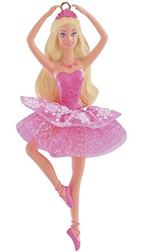 Carlton Cards Heirloom The Sugarplum Princess Ballerina Barbie Christmas Ornament