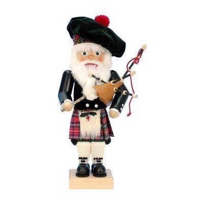 "0-360 – Christian Ulbricht Nutcracker – Santa Mc Nick – Ltd Edition 2500 pcs – 19.5″""H x 8″""W x 7″""D"