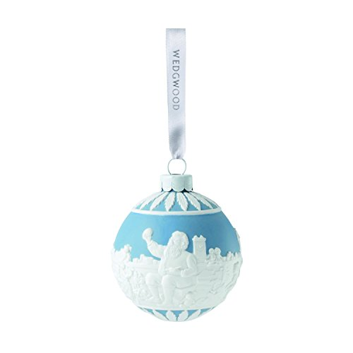 Wedgwood Santa's Workshop Christmas collection, Blue