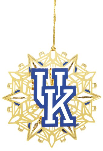 Baldwin University of Kentucky Logo 3-inch Sports Ornament