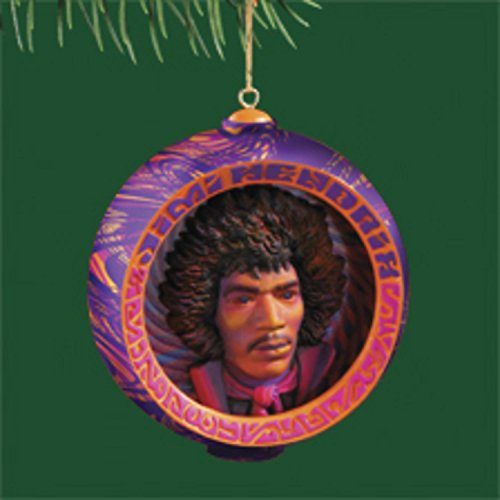 "Carlton Heirloom Collection ""Happy Hendrix Holidays"" Christmas Ornament #3740391"