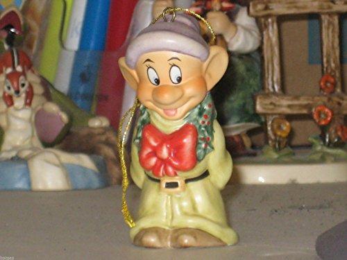 MI Hummel Goebel Disney Snow White Dopey Christmas Ornament