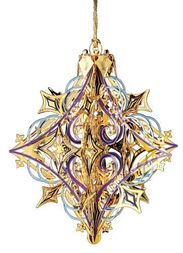 Baldwin Festival Snowflake Ornament