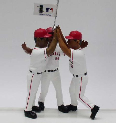 Los Angeles Angels Team Celebration Ornament